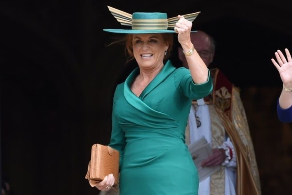 The Duchess of York - Beautiful Inside and Out...
