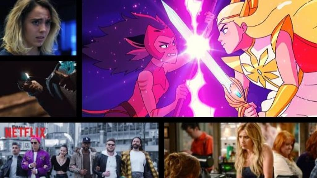 10 Netflix Original Shows Coming out November 2019