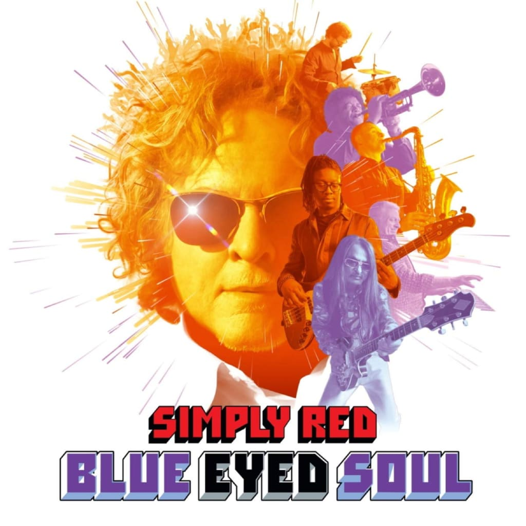 Simply Red—'Blue Eyed Soul' (Album Review)