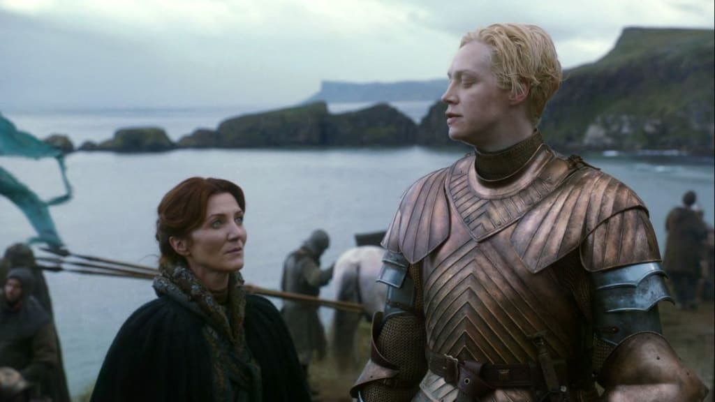 How to Build Brienne of Tarth in the Pathfinder RPG