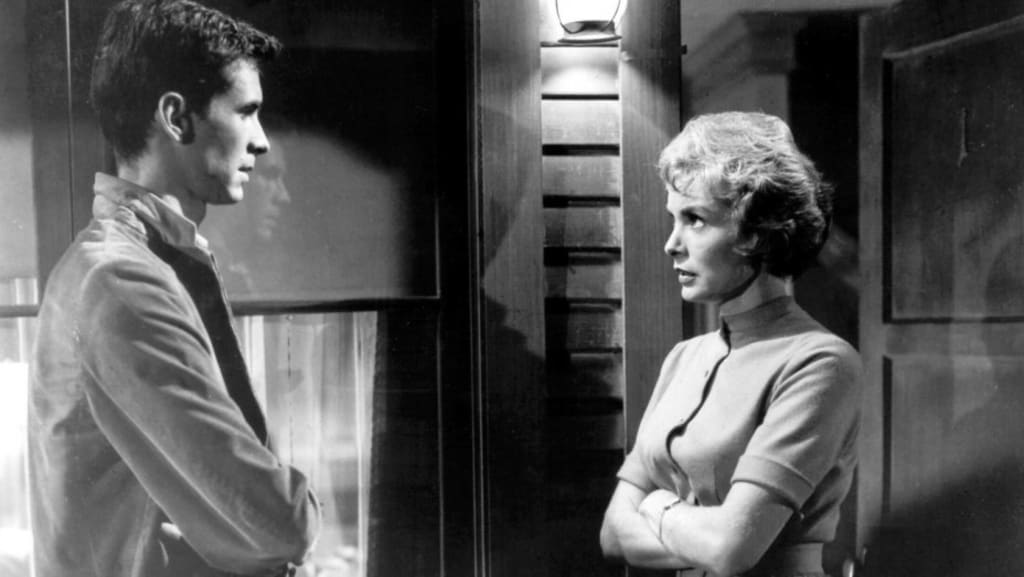 'Psycho' (1960)—A Movie Review