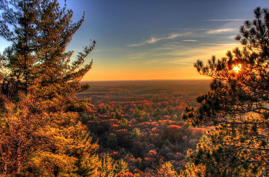 21 Natural Wonders in Wisconsin