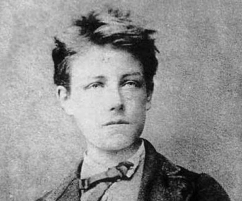"""Arthur Rimbaud: """"To a Reason"""" and """"Lives"""" (1886)"""
