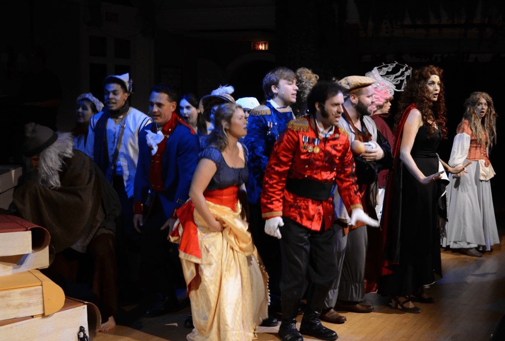 Stage 284's 'Into the Woods' Is an Incredible Performance!