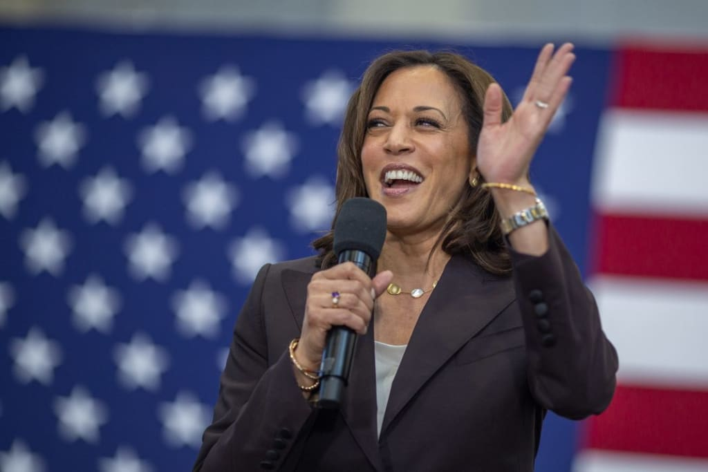 There Are Blacks and Latino People Who Don't Trust Kamala Harris