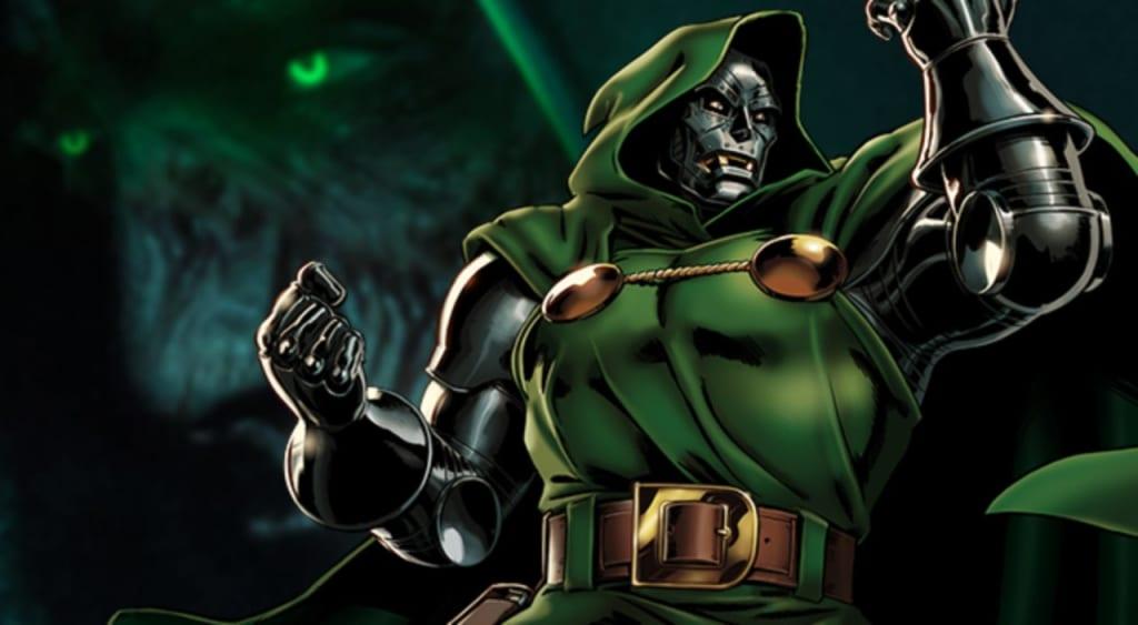 Dr. Doom Enters the Contest