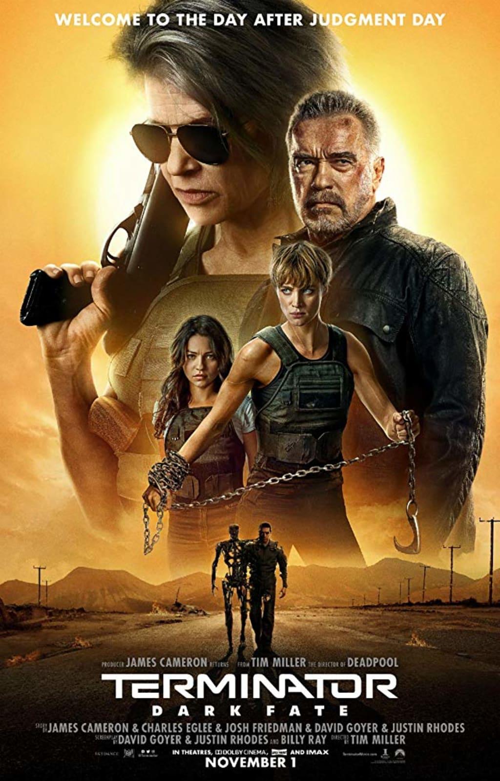 Review of 'Terminator: Dark Fate'