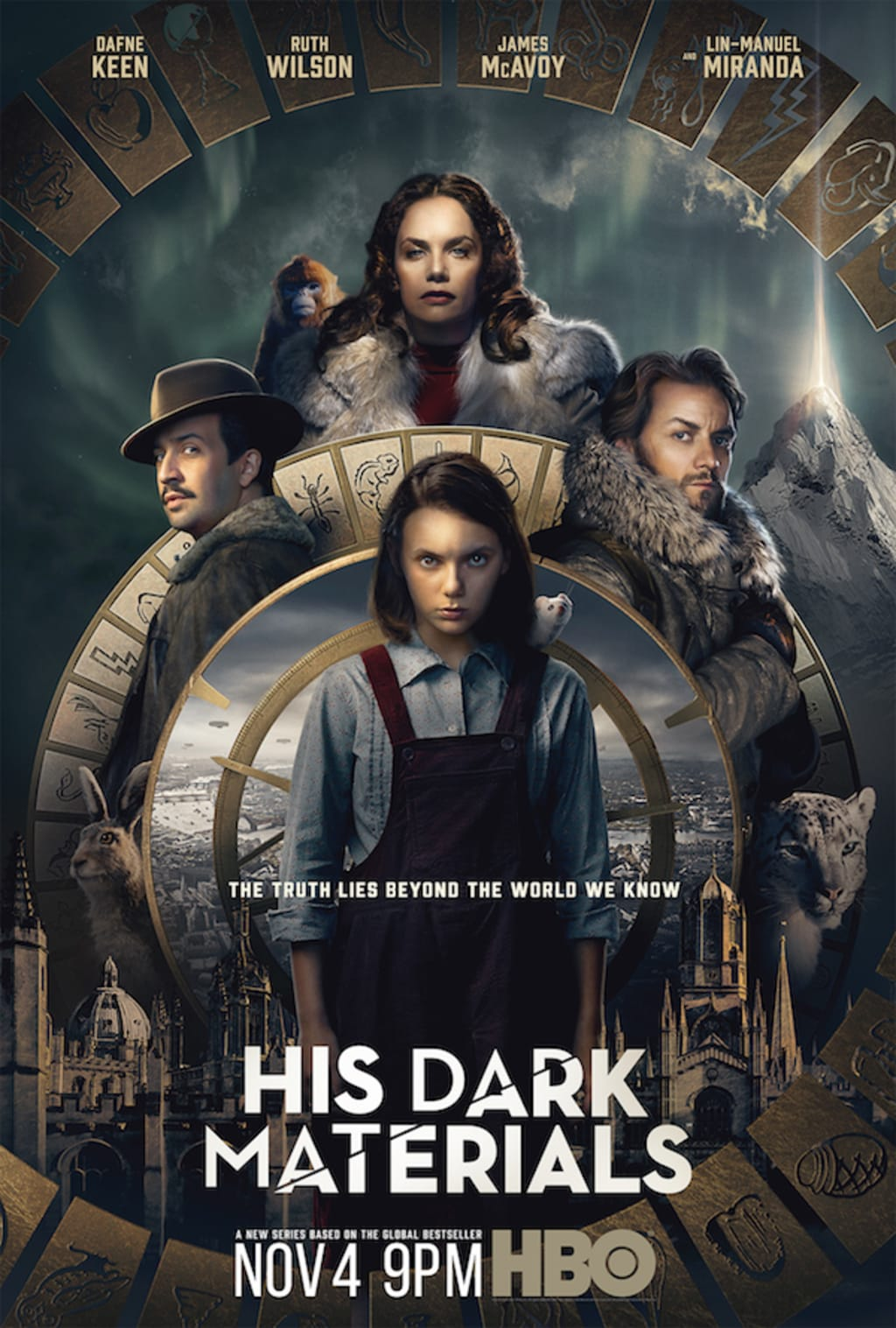 Review of 'His Dark Materials' 1.1