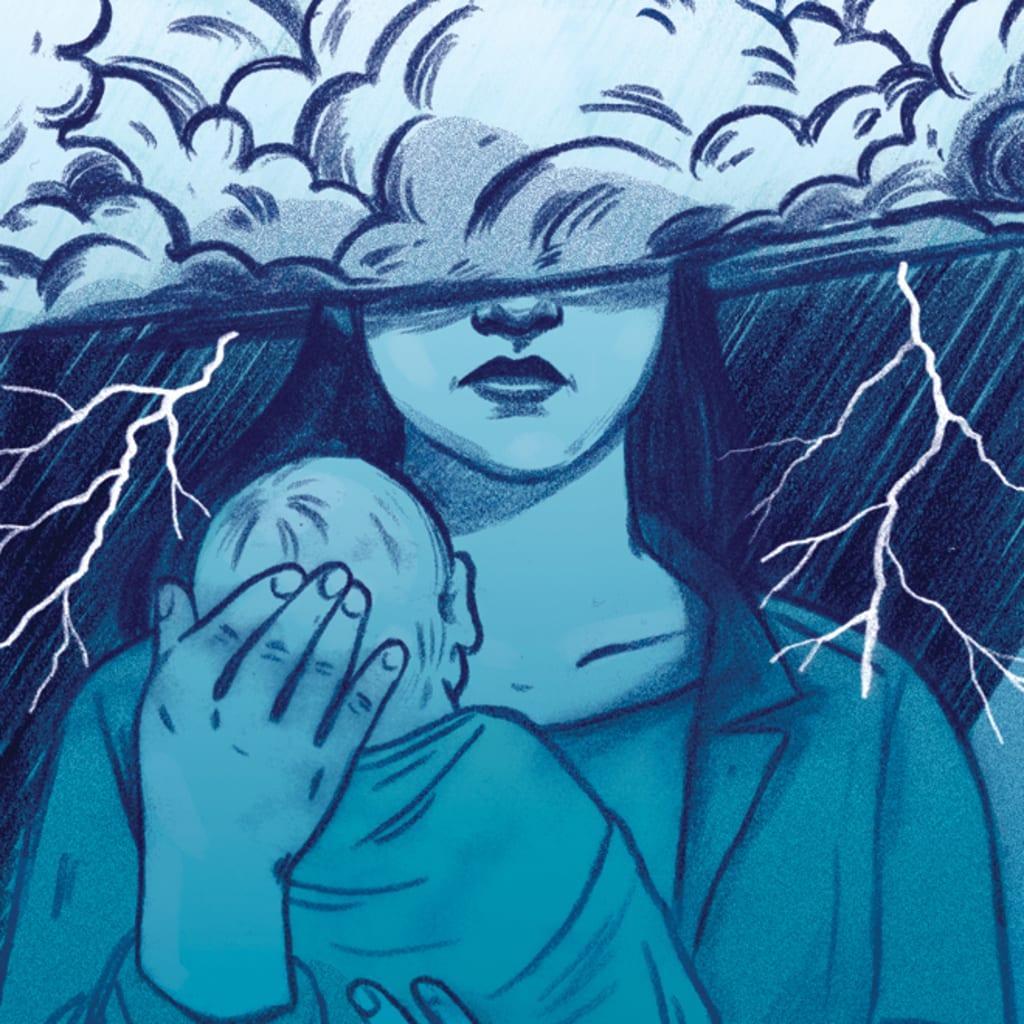 We Need to Talk... Postpartum Depression