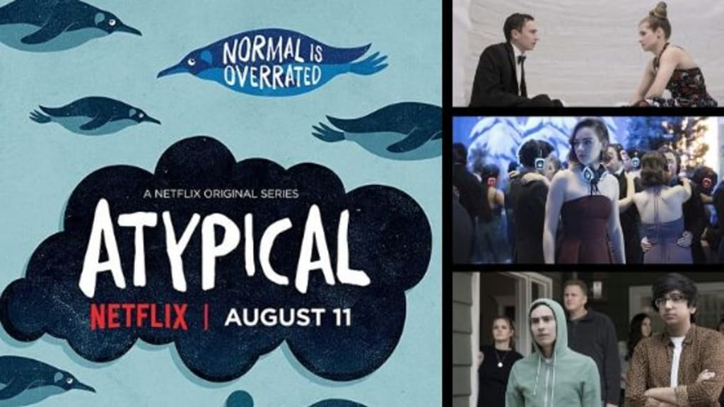 Can We Please Take a Moment to Talk About the Show 'Atypical?'
