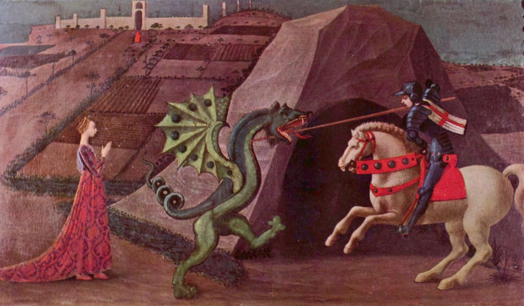 Dragon of No Mercy