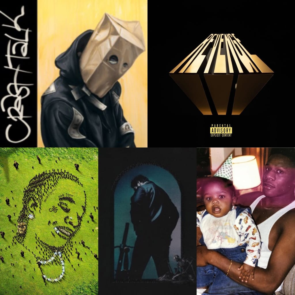 Top Albums of 2019