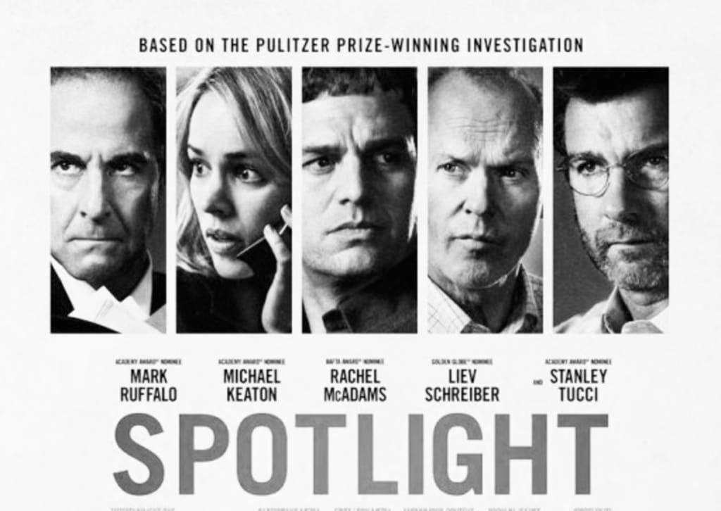 A Filmmaker's Guide: Tom McCarthy's 'Spotlight' (2015)