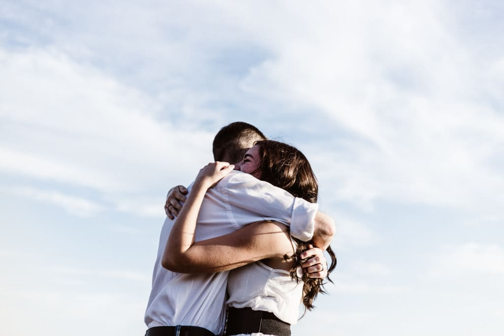 The 10 Curious Steps of Being Smitten With Someone