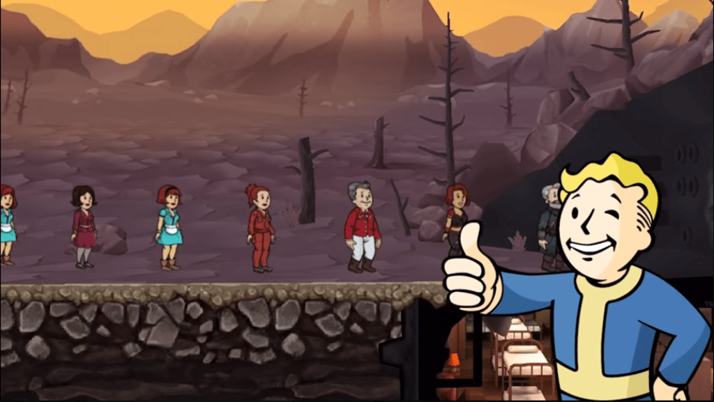 Game Review—Fallout: Shelter