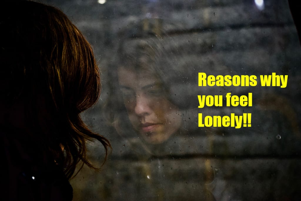 Reasons for Loneliness and Ways to Overcome It