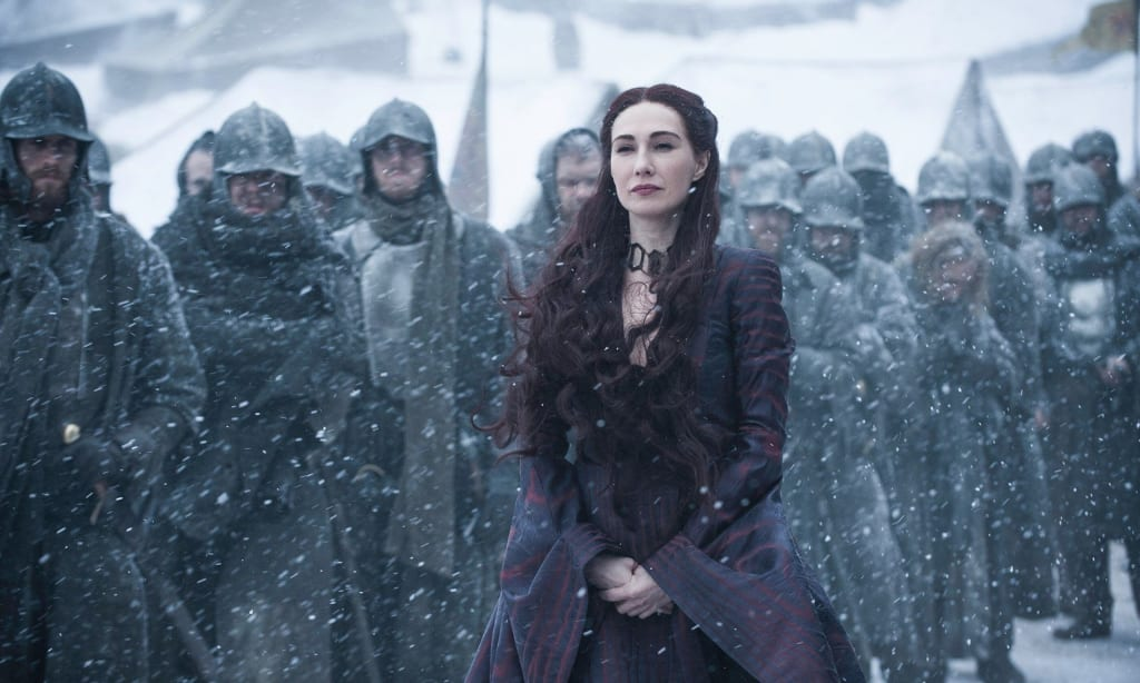 """How to Build Melisandre """"The Red Woman"""" in the Pathfinder RPG"""