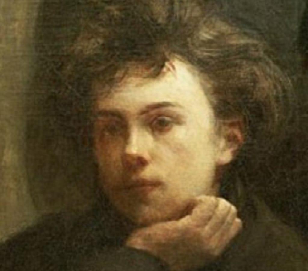 "Arthur Rimbaud:""Royalty"" and ""Marine"" (1886)"