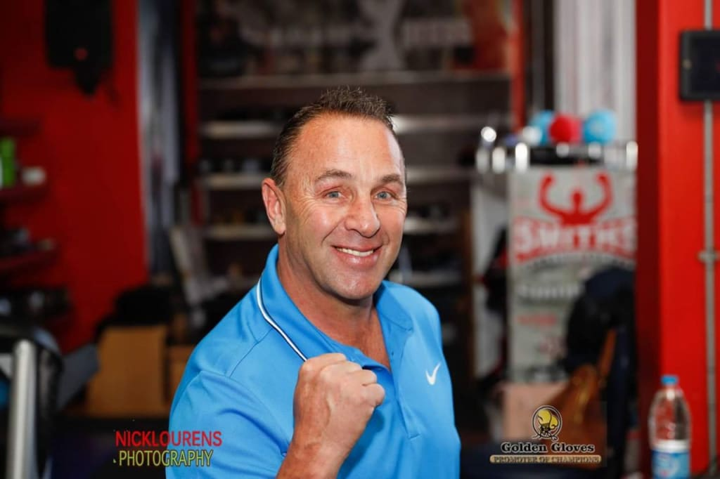 World Boxing Champion Brian Mitchell Shares His Journey of Wins