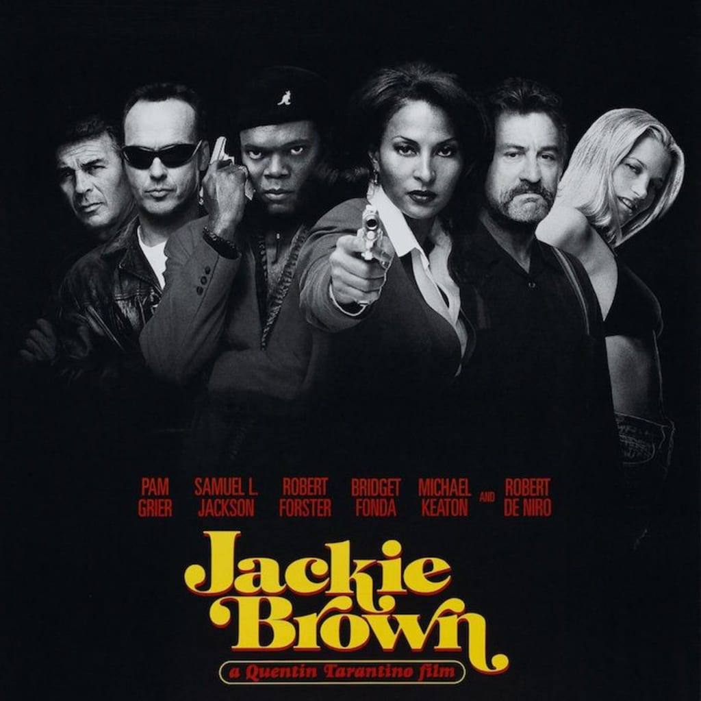 A Filmmaker's Review: 'Jackie Brown' (1997)