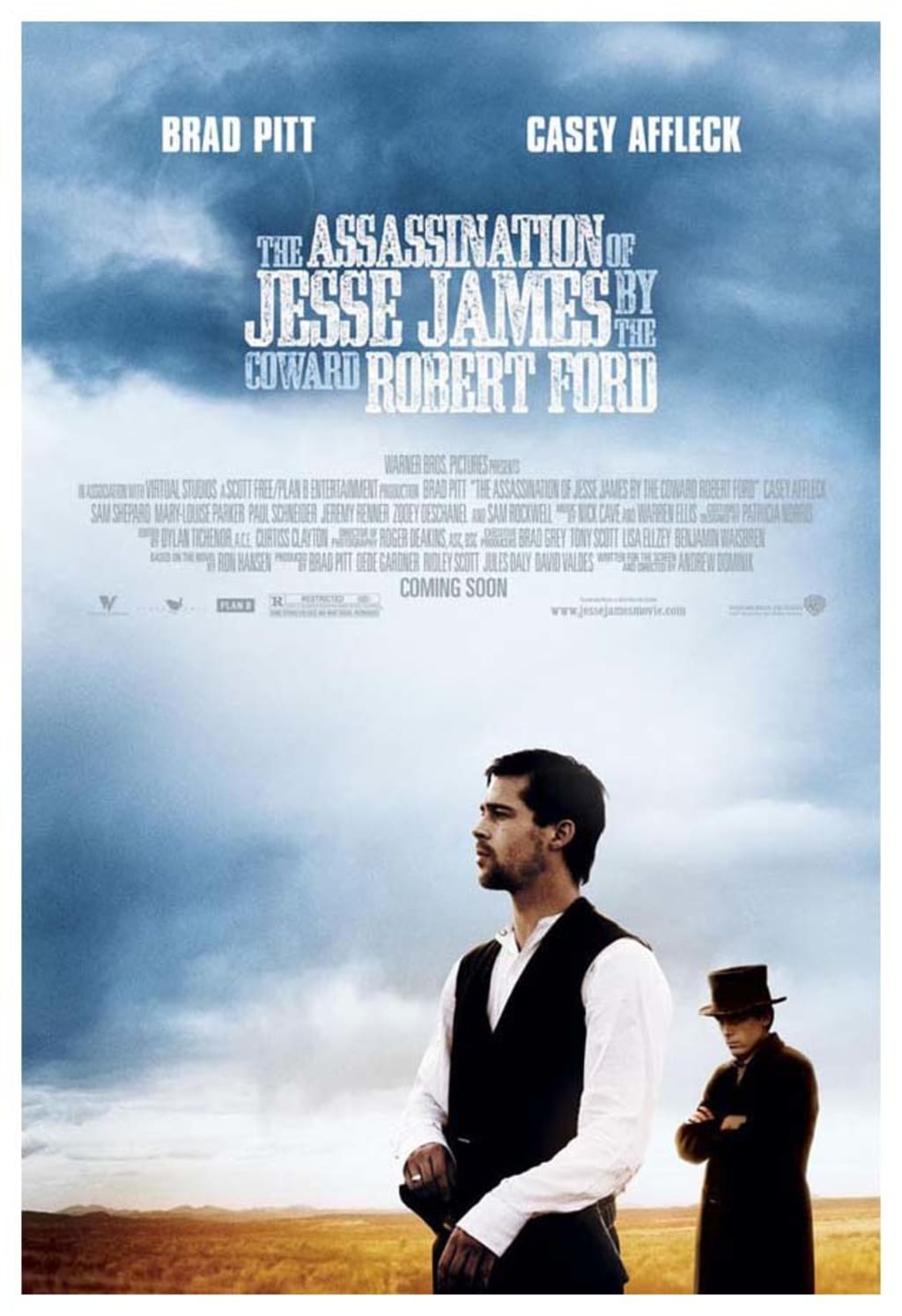 A Filmmaker's Review: 'The Assassination of Jesse James by the Coward Robert Ford.' (2007)