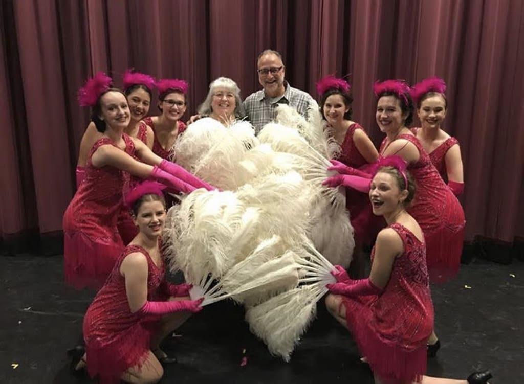 Reading Memorial High School Drama Club's 'Chicago' Is Spectacular!