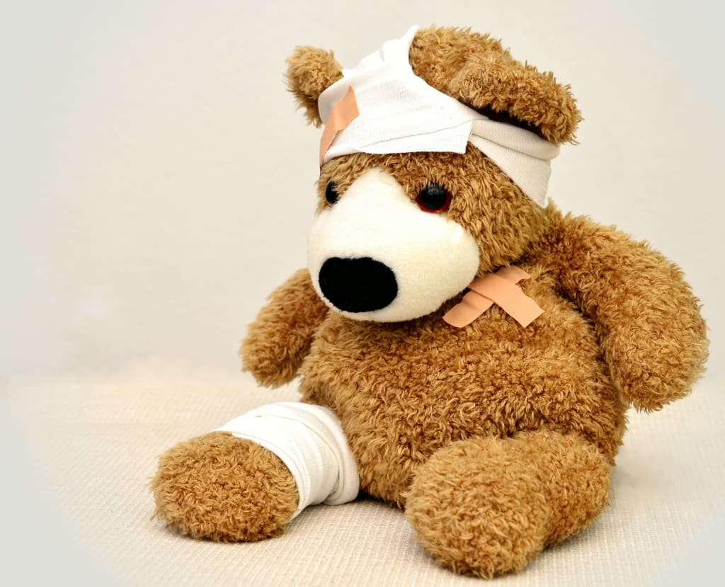 My Harmless Childhood Injury