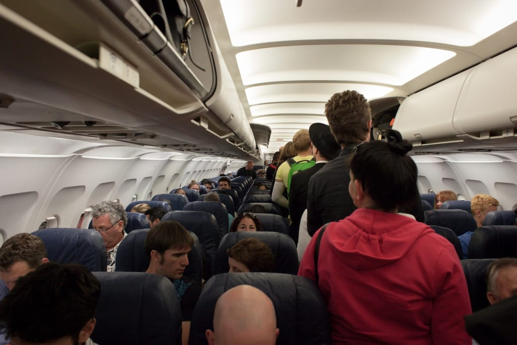5 Questions We've All Had on an Airplane