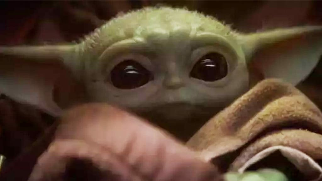 Sorry, That's Not Baby Yoda