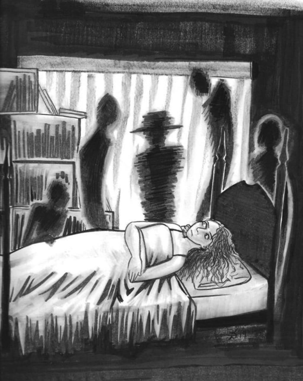Sleep Paralysis: The Demon in Your Bedroom