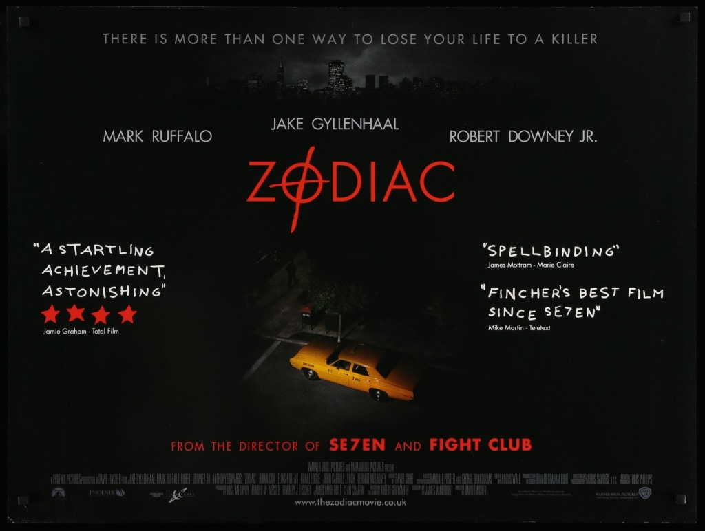 A Filmmaker's Review: 'Zodiac' (2007)