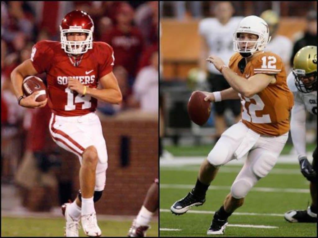 'NCAA Football 14': OU, Stillwater, and Georgia Tech to the SEC Dynasty Mode Build Season 1, Part 10—Week 7: #11 Texas @ #3 Oklahoma