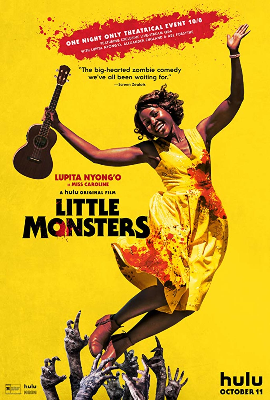 Reed Alexander's Horror Review of 'Little Monsters' (2019)