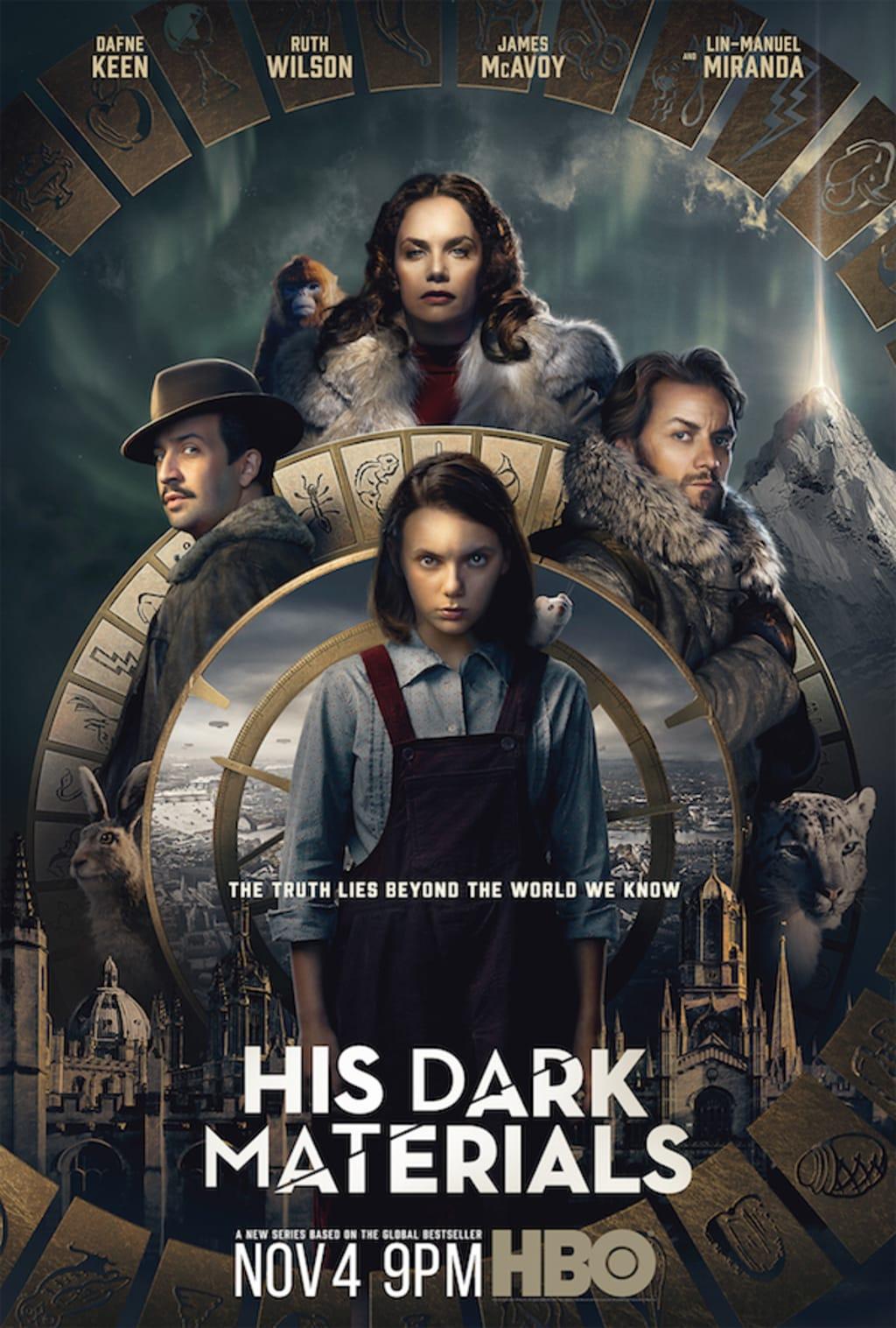 Review of 'His Dark Materials' 1.3