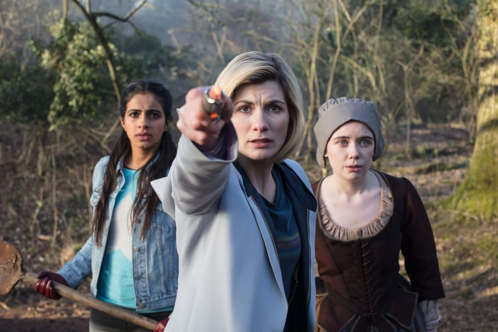 """'Doctor Who': """"The Witchfinders"""" Review"""