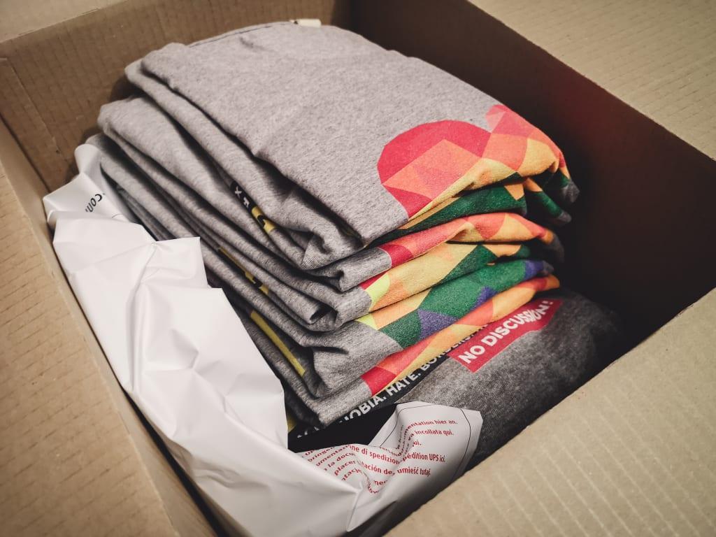 The $12 Shirt