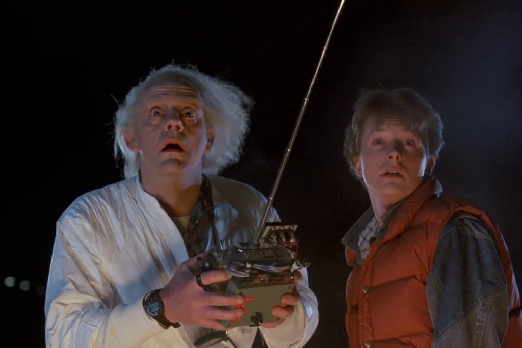 'Back to the Future' - A Movie Review