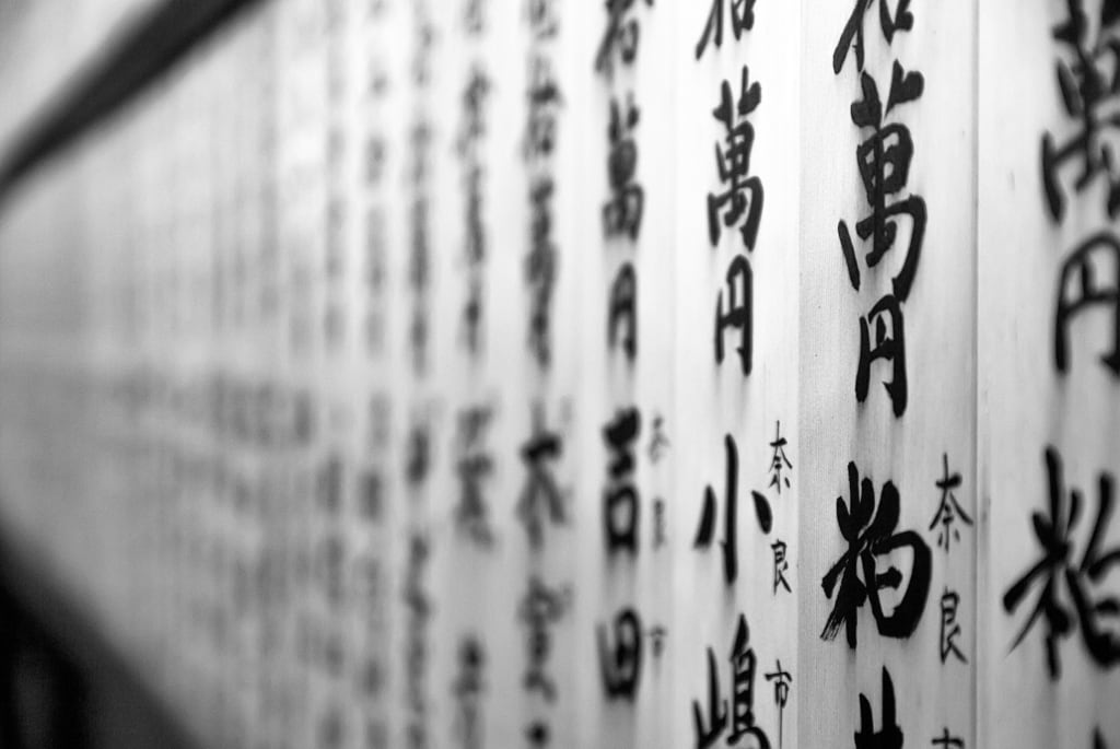 Japanese Language Abbreviations and Contractions