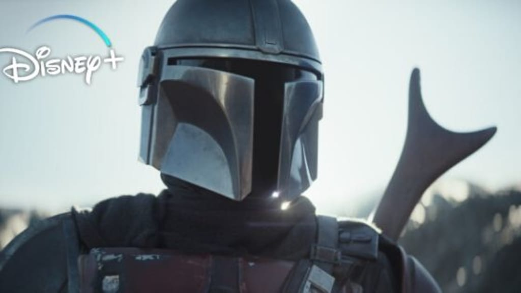 'The Mandalorian' Is the Highlight of Disney+