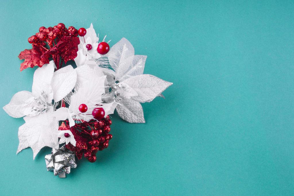 Christmas Flower Arrangements Tips for Beginners