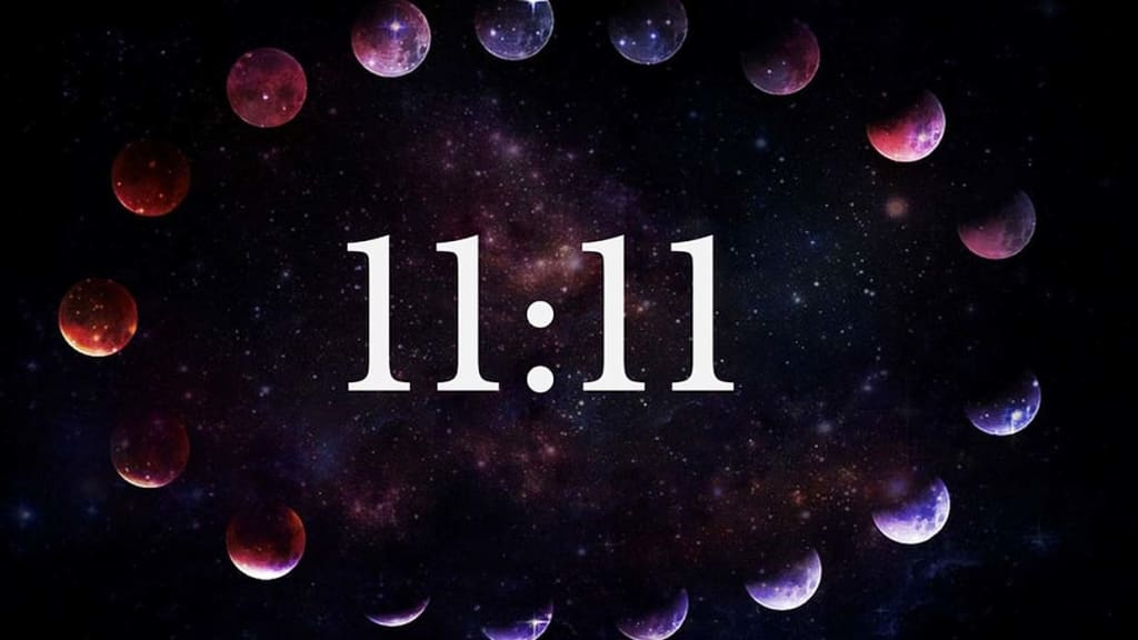 Synchronicity Numbers - 11:11 and more