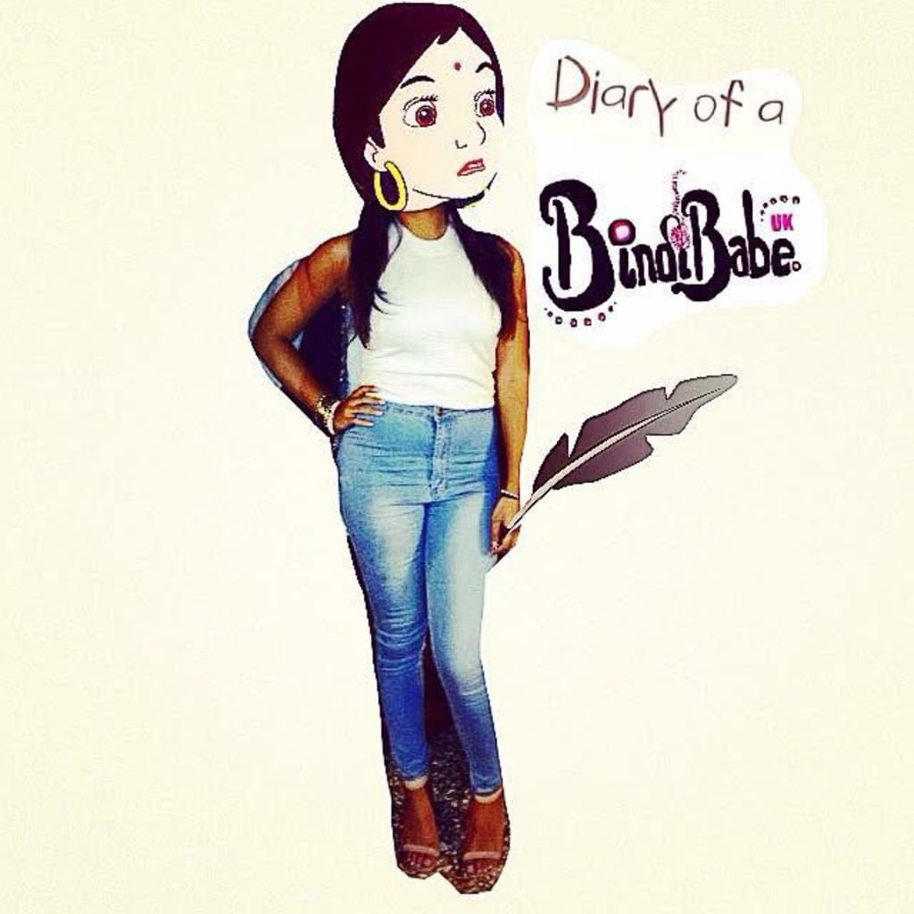 The Diary of a BindiBabe