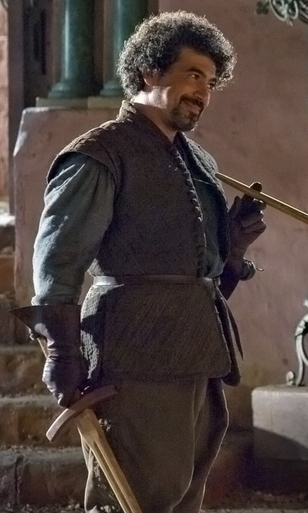 How to Build Syrio Forel in the Pathfinder RPG
