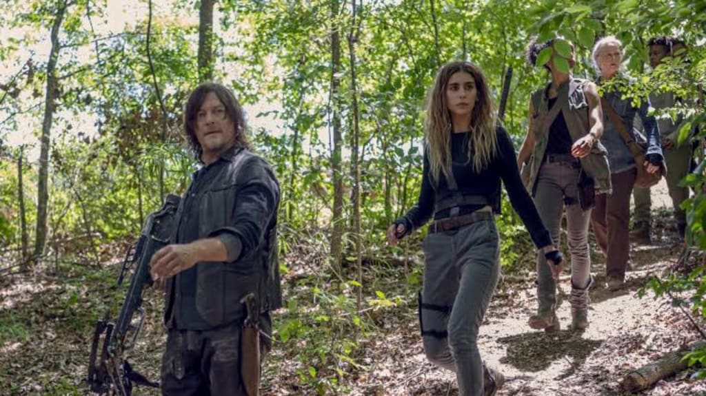 'The Walking Dead:' Who Won't Make It Out of the Cave?