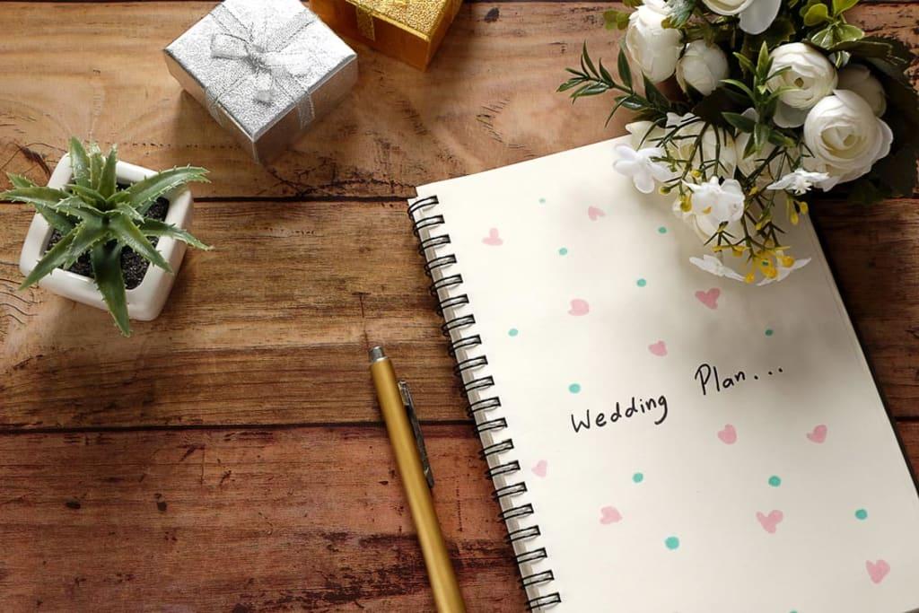 Best 10 Wedding Planning Books