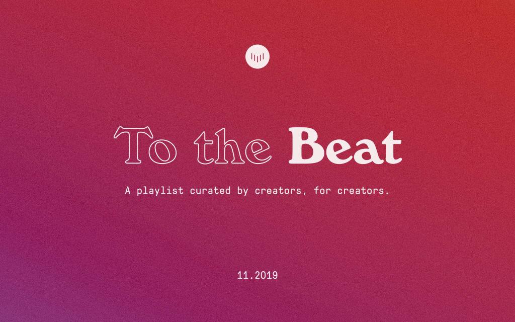 To the Beat: November 2019
