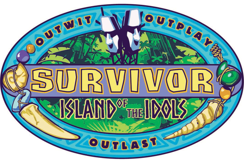 Survivor: Island of the Idols Episode 10