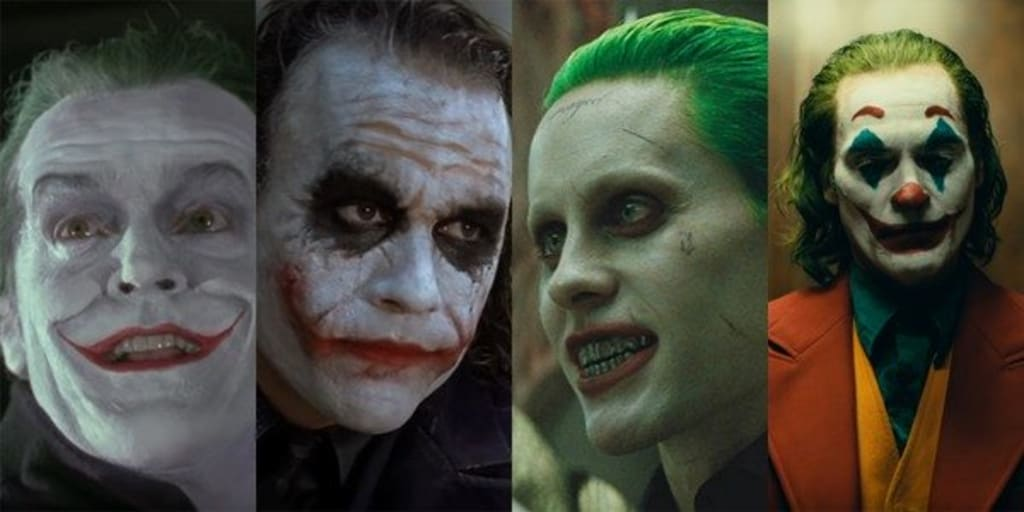 A Filmmaker's Review of the 100 Greatest Villains of All Time