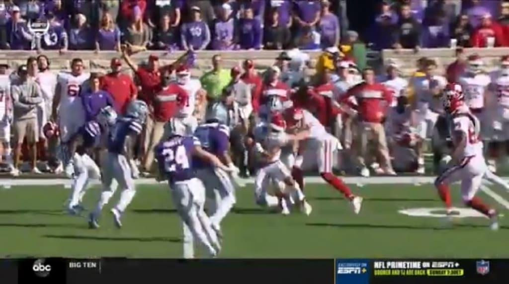 'NCAA Football 14': OU, Stillwater, and Georgia Tech to the SEC Dynasty Mode Build Season 1, Part 11—Week 8: #26 Kansas State @ #3 Oklahoma