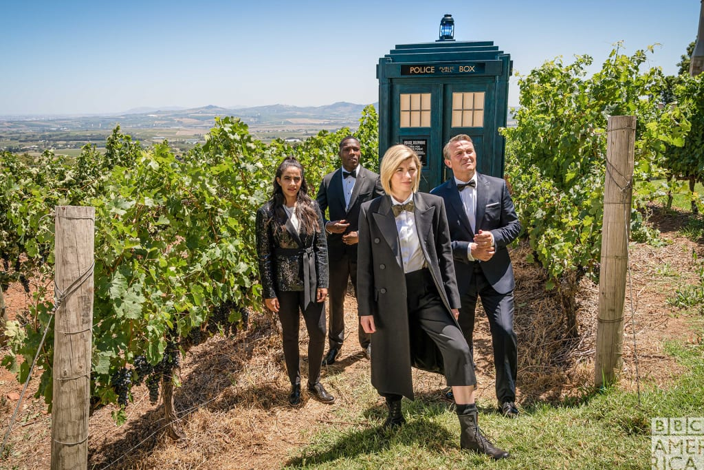 'Doctor Who' Series 12 to Reintroduce Two-Part Stories and Series Arc, Producer Confirms